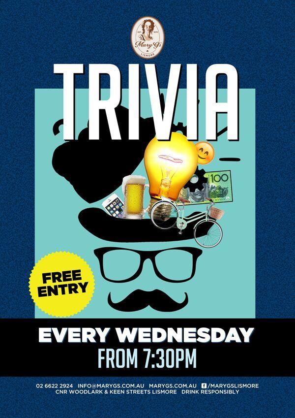 Wednesday Trivia Web