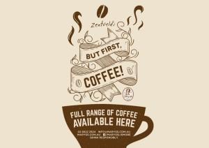 Zentveld's Coffee Plasma