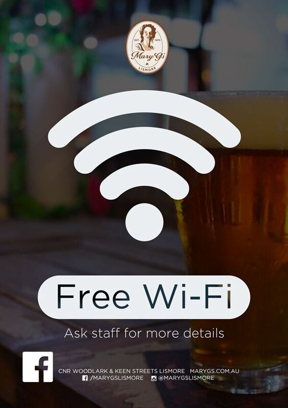 Free Wifi Web