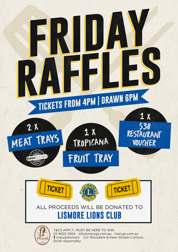 Friday Raffle jpg