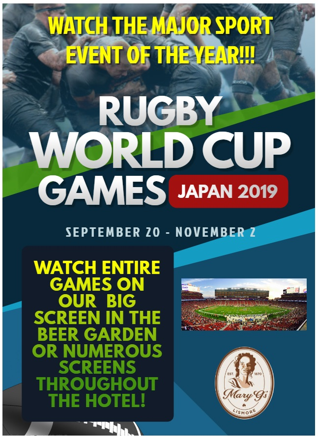 Rugby World Cup Web