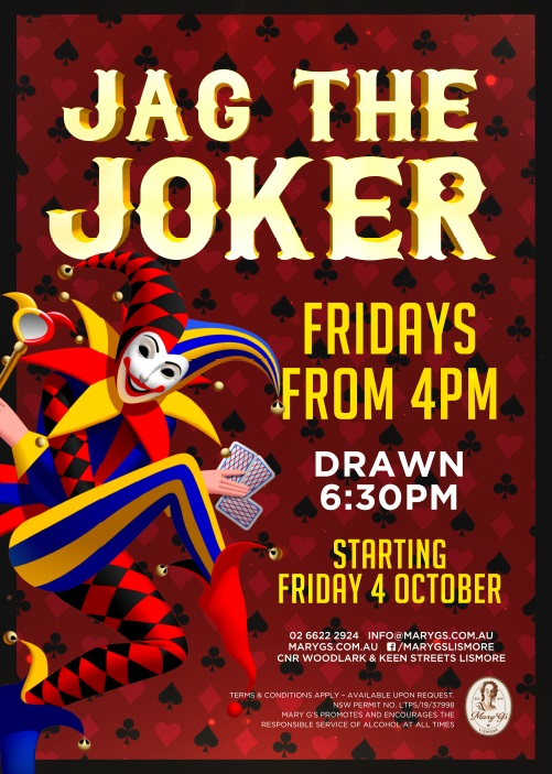 Jag the Joker - Web