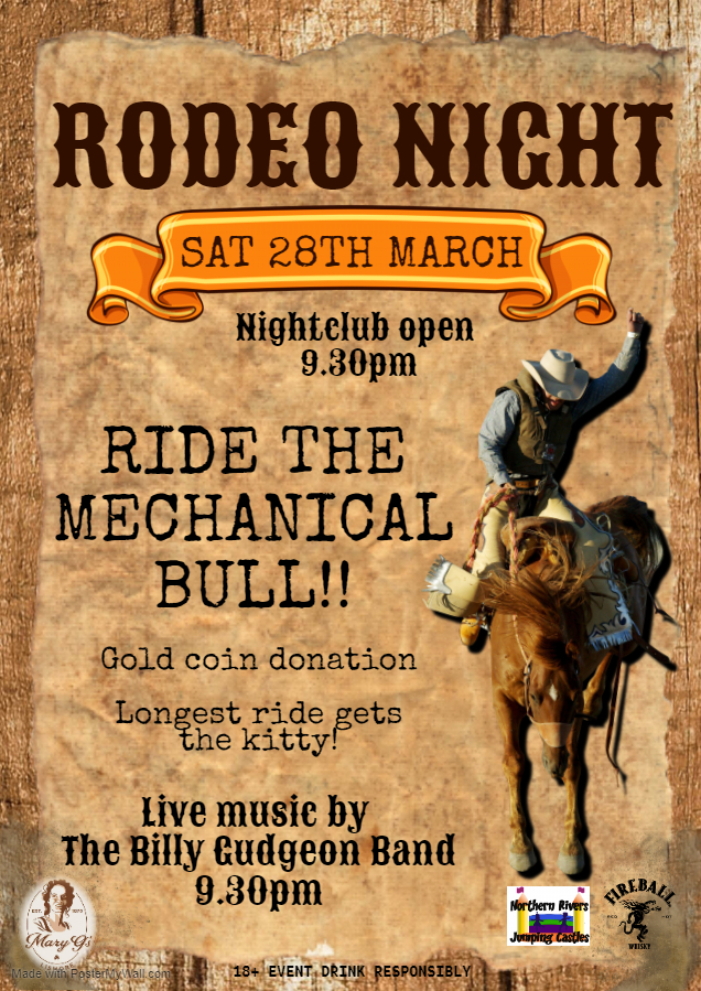 Copy of Copy of Rodeo Weekends Poster - Made with PosterMyWall (1)
